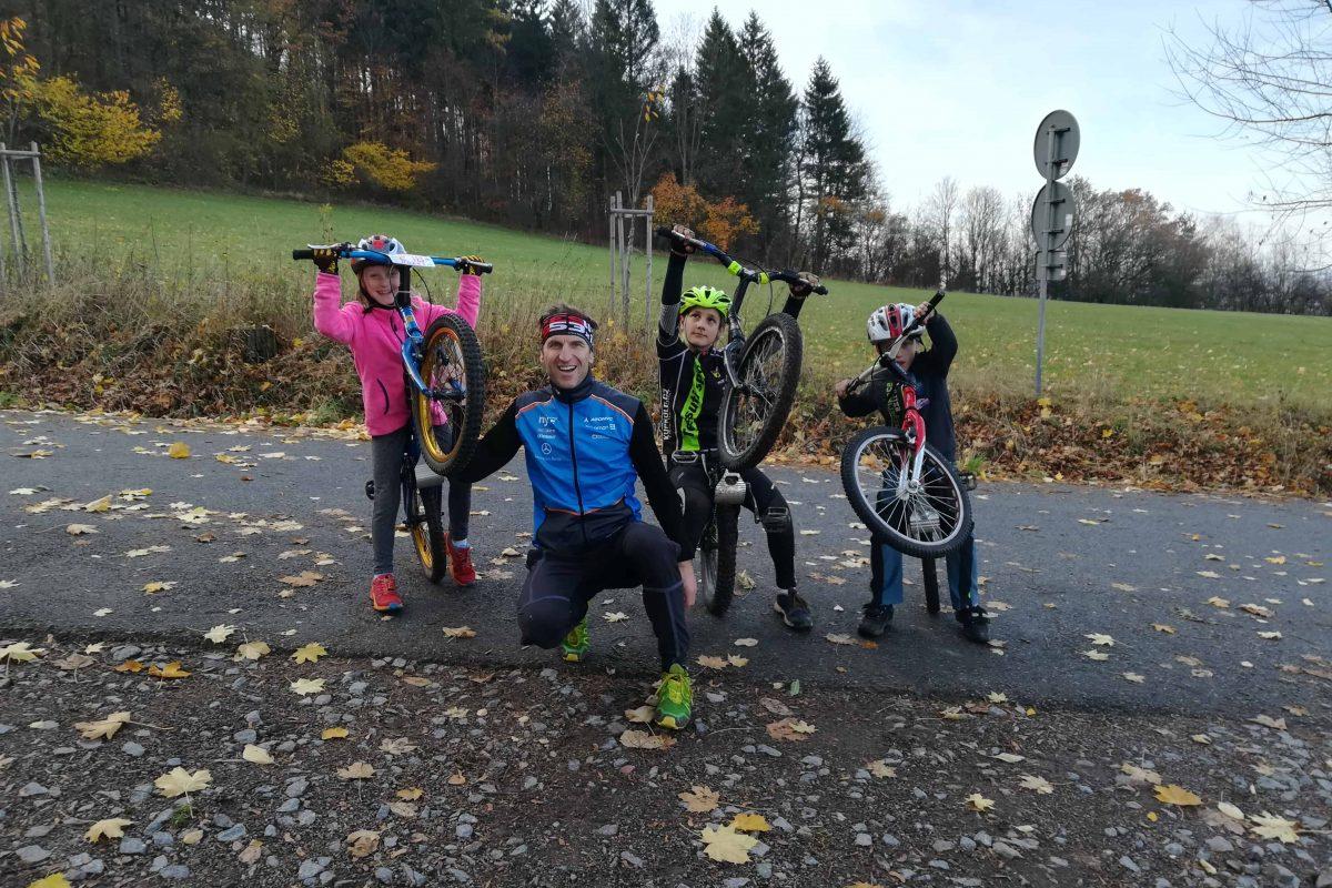 Biketrial – cyklotrial – KUS Sopotnice / SK Žamberk